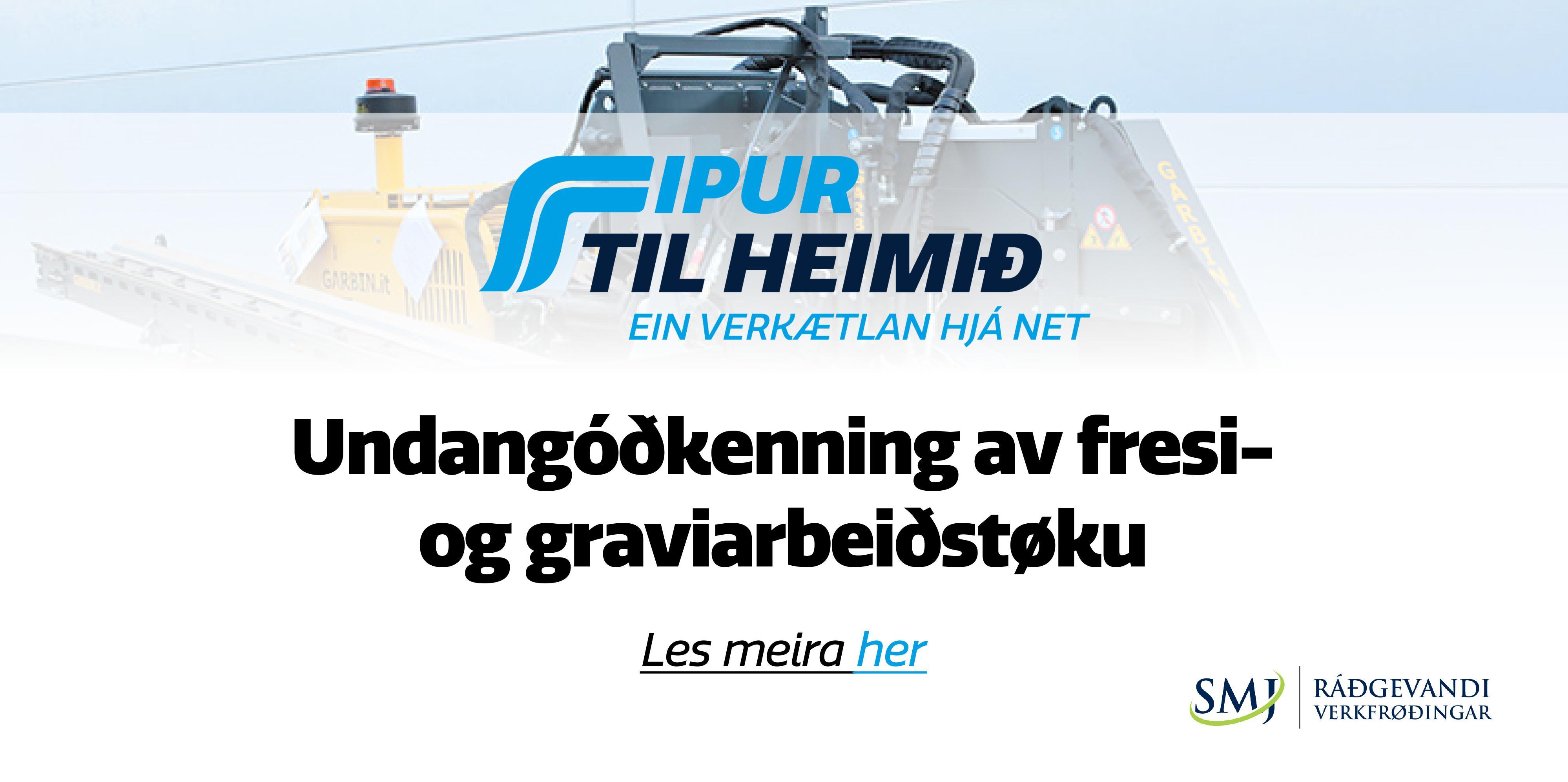 Fipur til heimið - smj